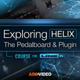 Pedalboard and Plugin Course for Helix Line 6