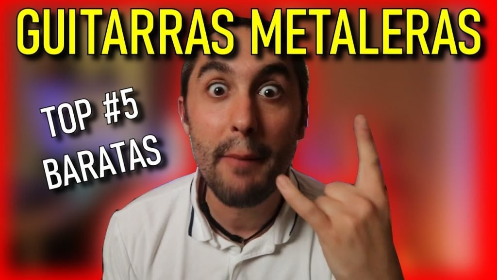 Guitarras Metaleras Baratas