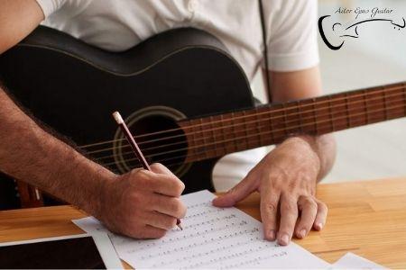Los 5 pasos para aprender Armonía musical en la guitarra