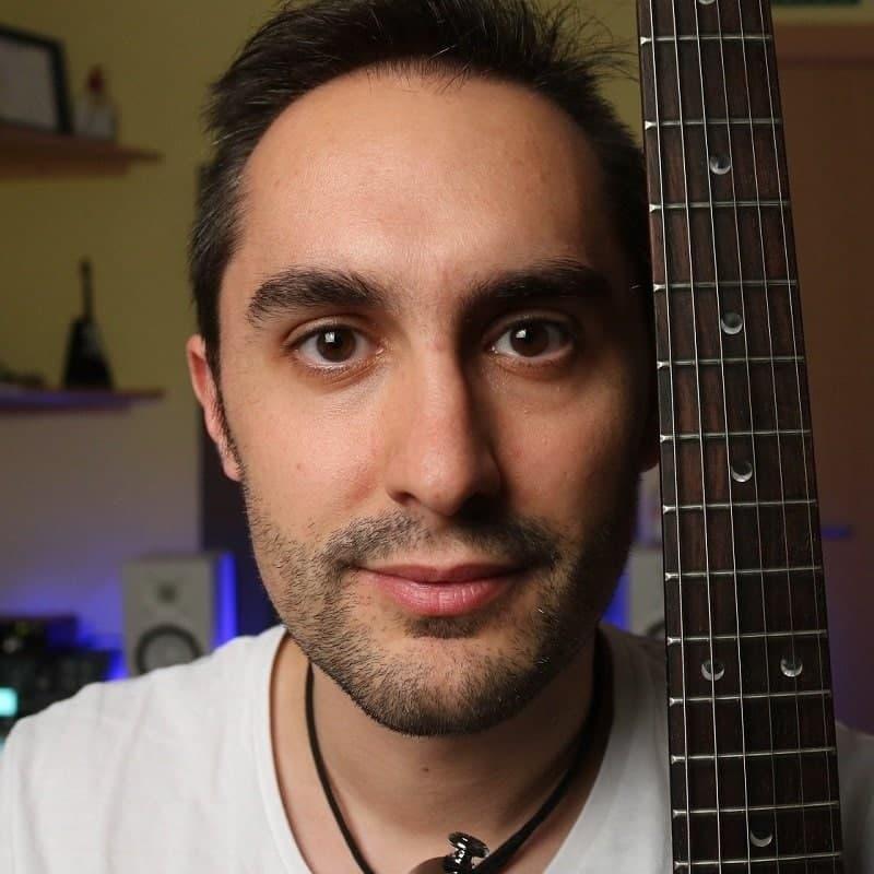 clases de guitarra Aitor Epas Guitar