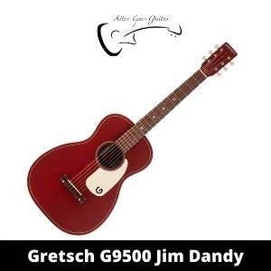 Guitarras acústicas Gretsch G9500