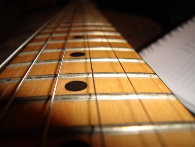 Curso de Armonía musical aplicada a la Guitarra