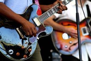 Progresiones de Jazz Guitarra