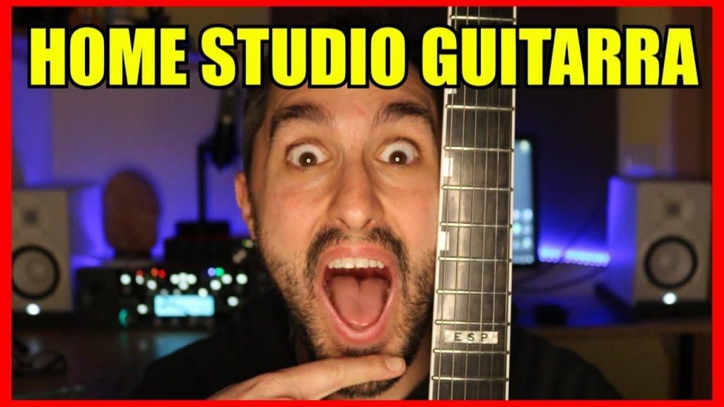 HOME STUDIO de Guitarra. Barato y con Sonido Profesional! 2021