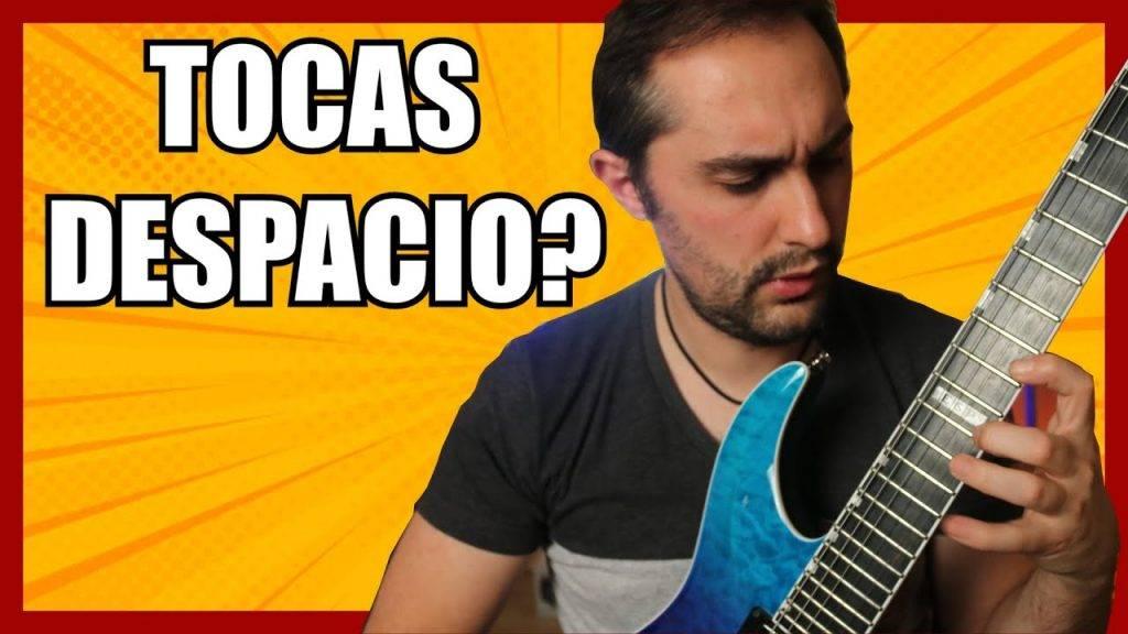 Tocar más rápido la Guitarra Eléctrica