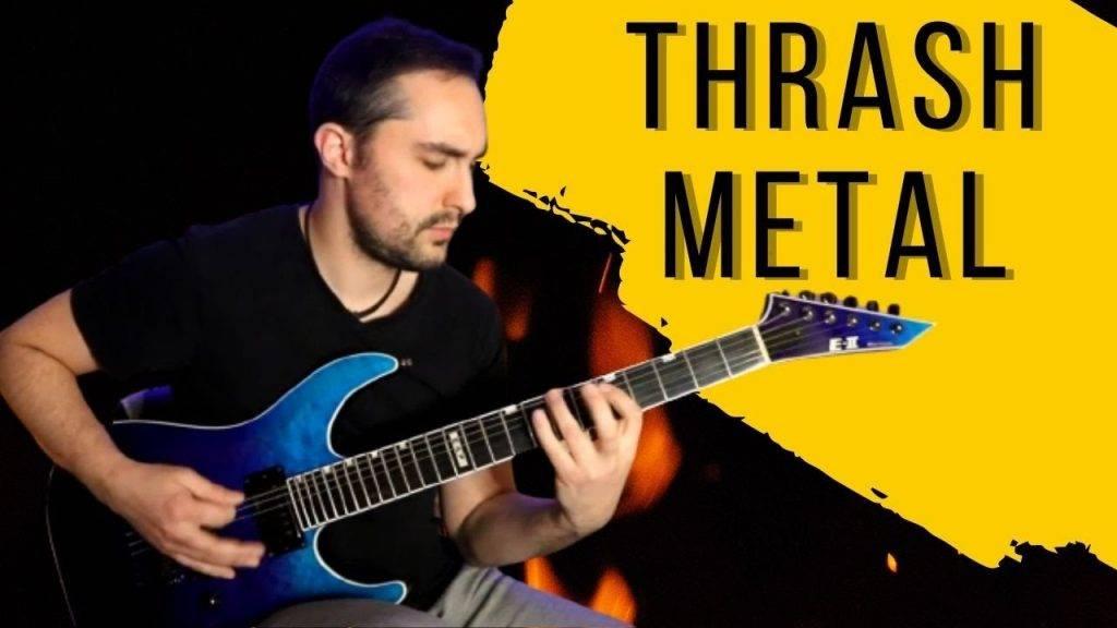 RIFFS DE THRASH METAL