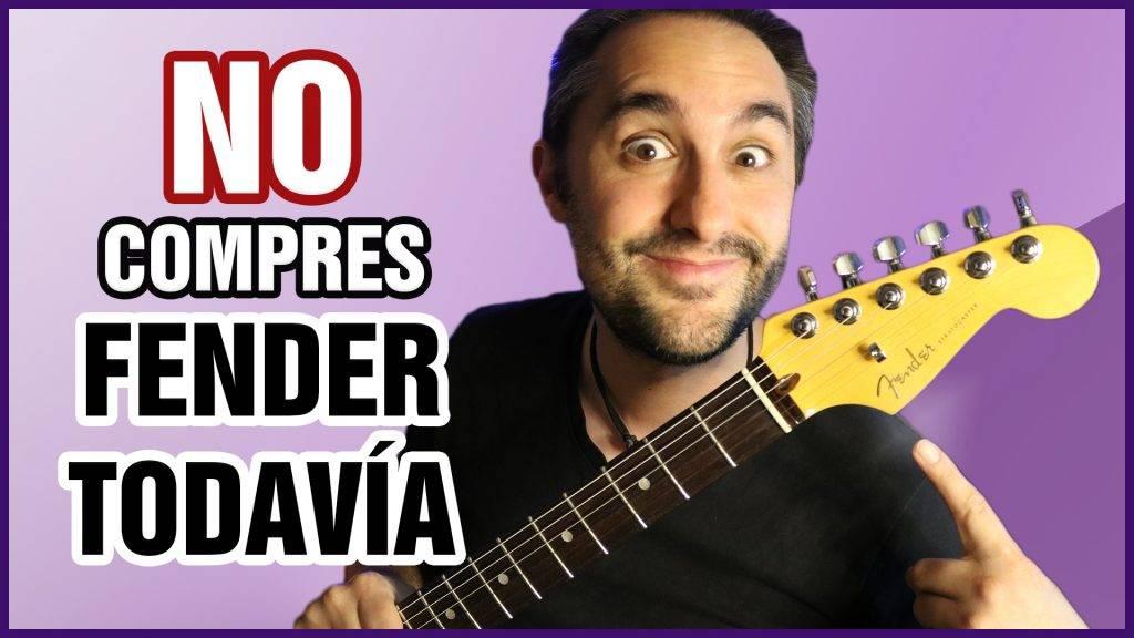 5 Alternativas A Fender para comprar una Stratocaster