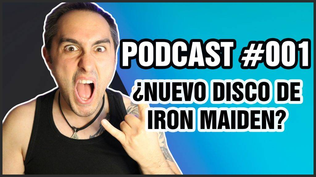Nuevas Guitarras Squier y Harley Benton. Iron Maiden saca nuevo Single!