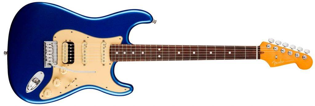 Fender American Stratocaster Ultra