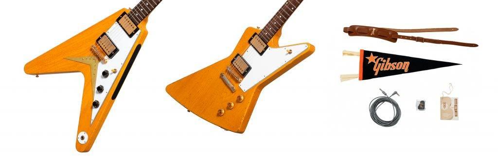 Gibson 1958 Korina