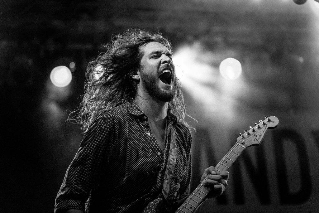 Aprende Riffs de Guitarra Eléctrica
