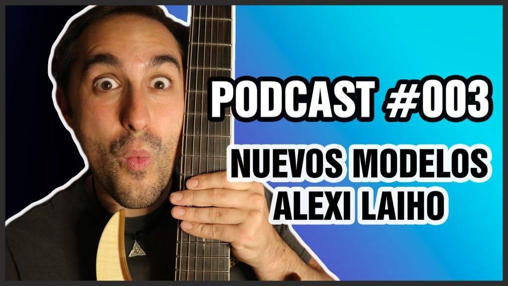 Nuevas Guitarras de Alexi Laiho y Musicman 8 Cuerdas 🎸 Disco nuevo de Eric Clapton!